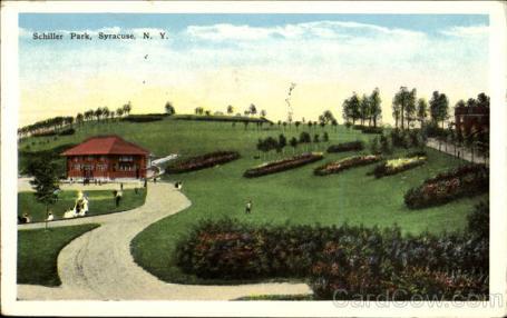 Schiller Park Syracuse, NY